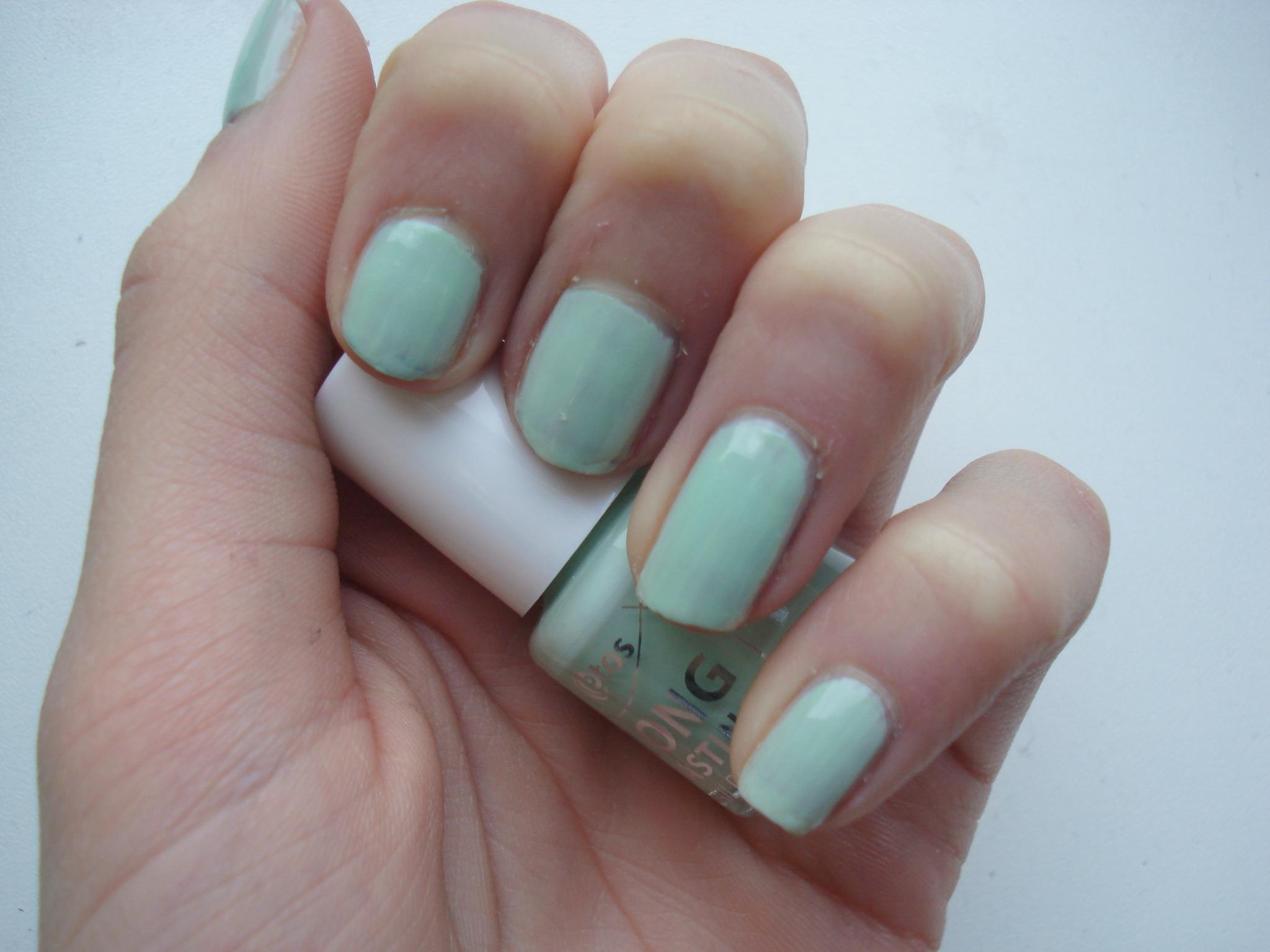 goede kwaliteit van nagels