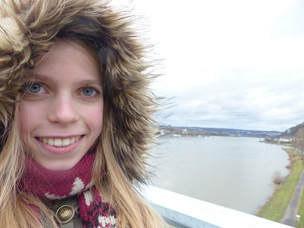 Koblenz kerstvakantie uitzicht brug moezel en rijn