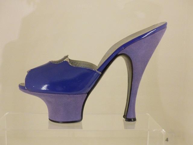 Tentoonstelling shoes kunsthal