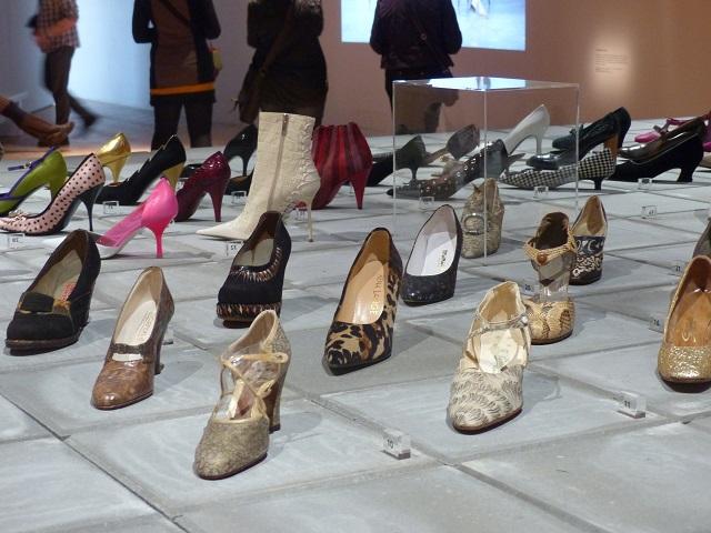 schoenen plateau kunsthal