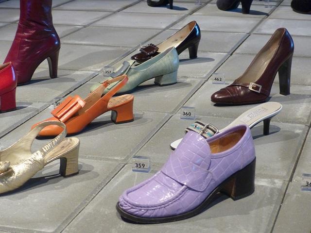stenen plateau schoenen