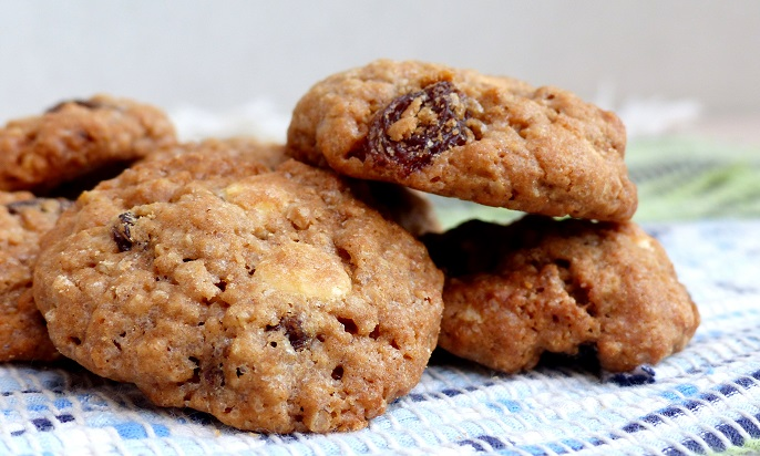 Recept chocolate chip cookies havermout