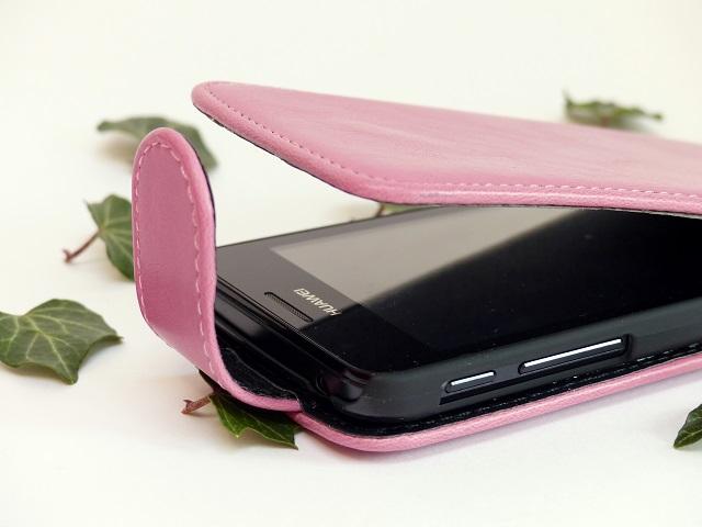 roze flipcase