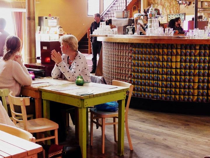 restaurant bazar amsterdam