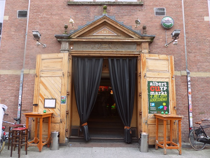 restaurant bazar oosters amsterdam