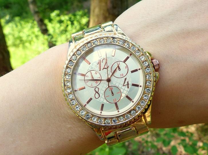 gouden horloge budget