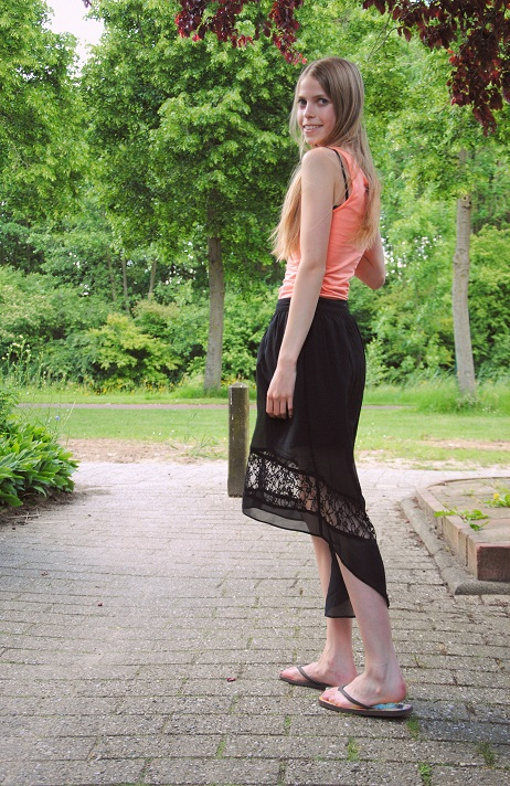 outfit inspiration maxi skirt