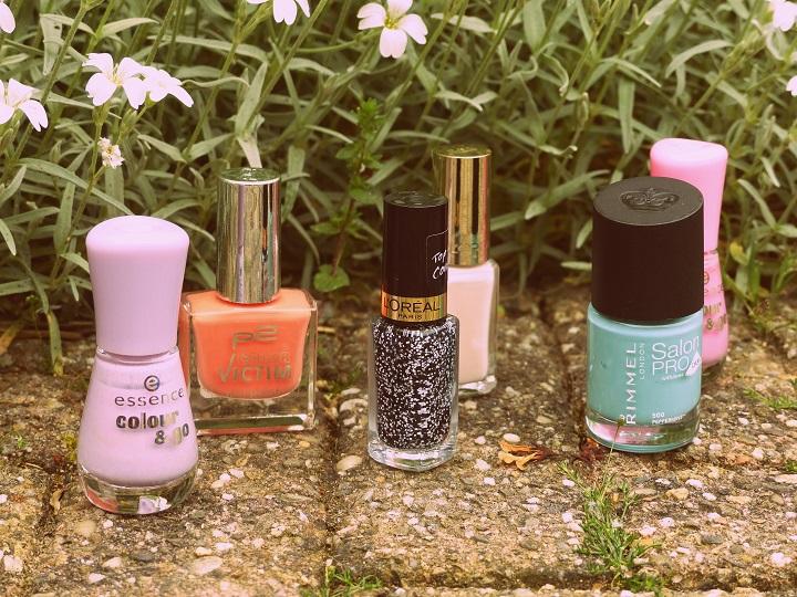 Happy summer colors! - GlowofbeautyGlowofbeauty