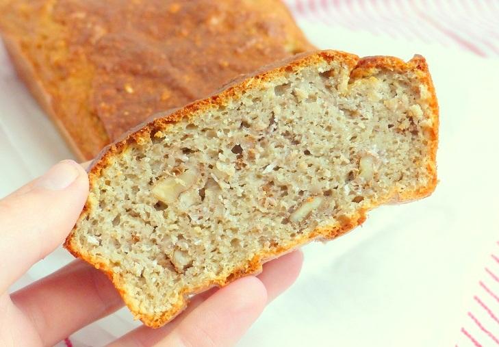 recept gezond bananenbrood