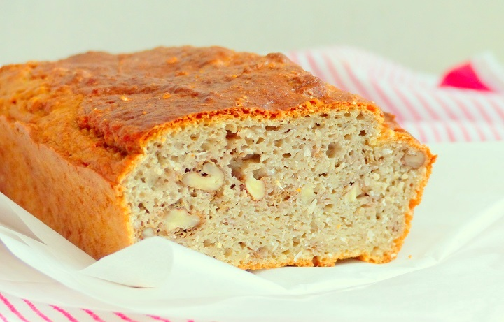 recept healthy bananenbrood