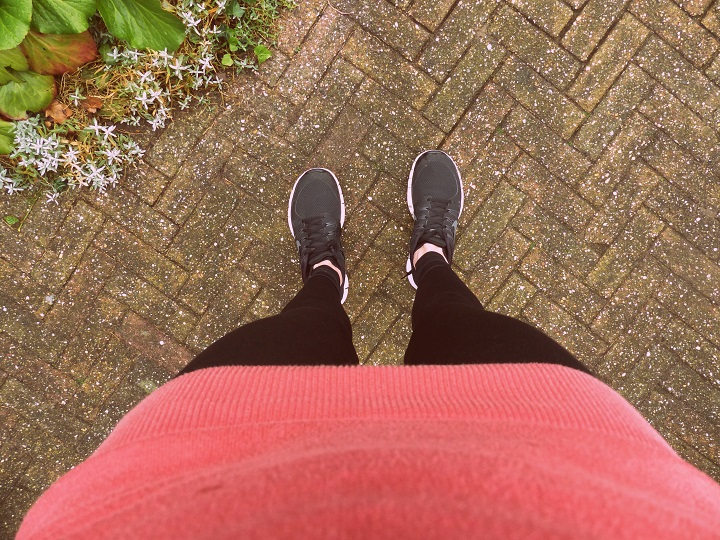 running outfit koud woensdag
