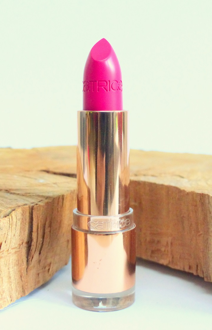review catrice lipstick alluring pink