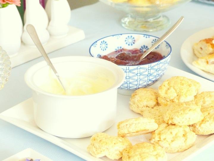 scones high tea