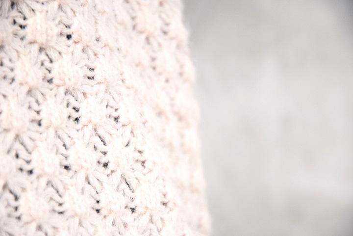 gebreide trui