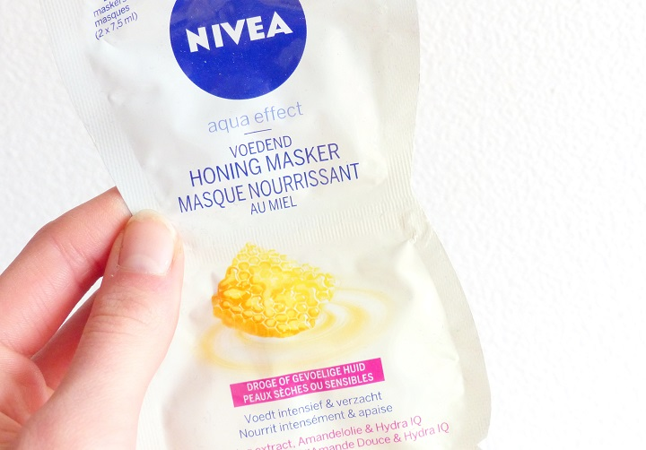 nivea honing masker