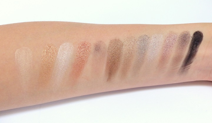 swatches mua undress me too