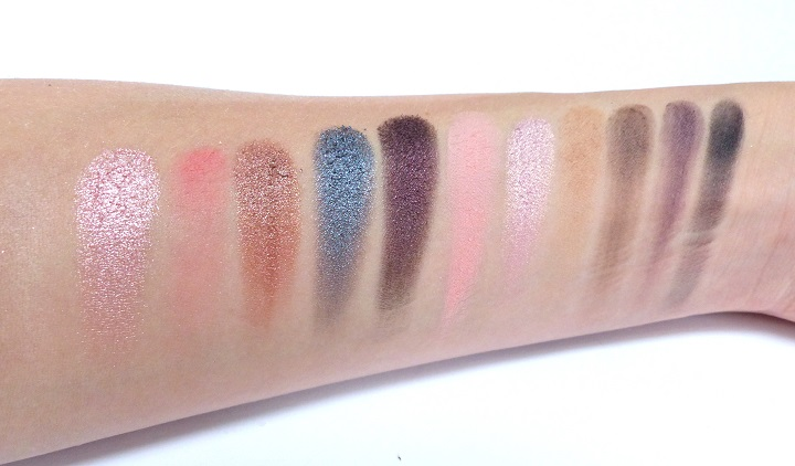 swatches sleek o so special