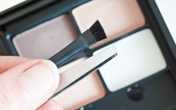 mua eyebrow kit review