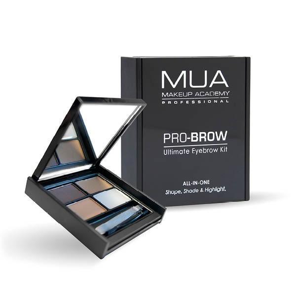 mua pro brow eyebrow kit
