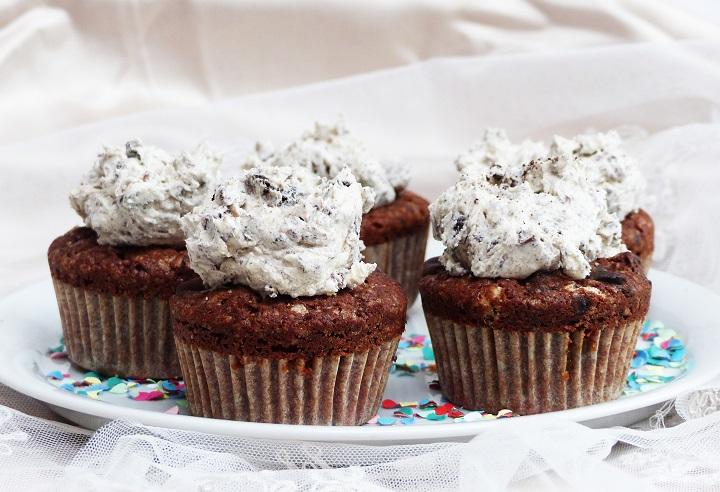 recept oreo cupcakes