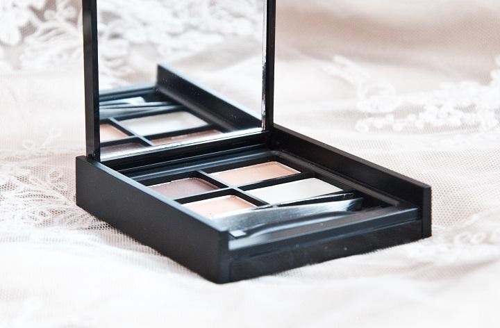 review mua pro brow eyebrow kit