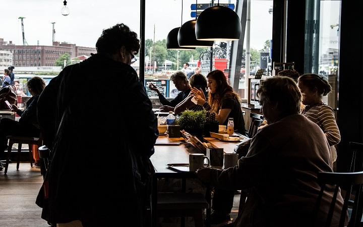 restaurant amsterdam centraal