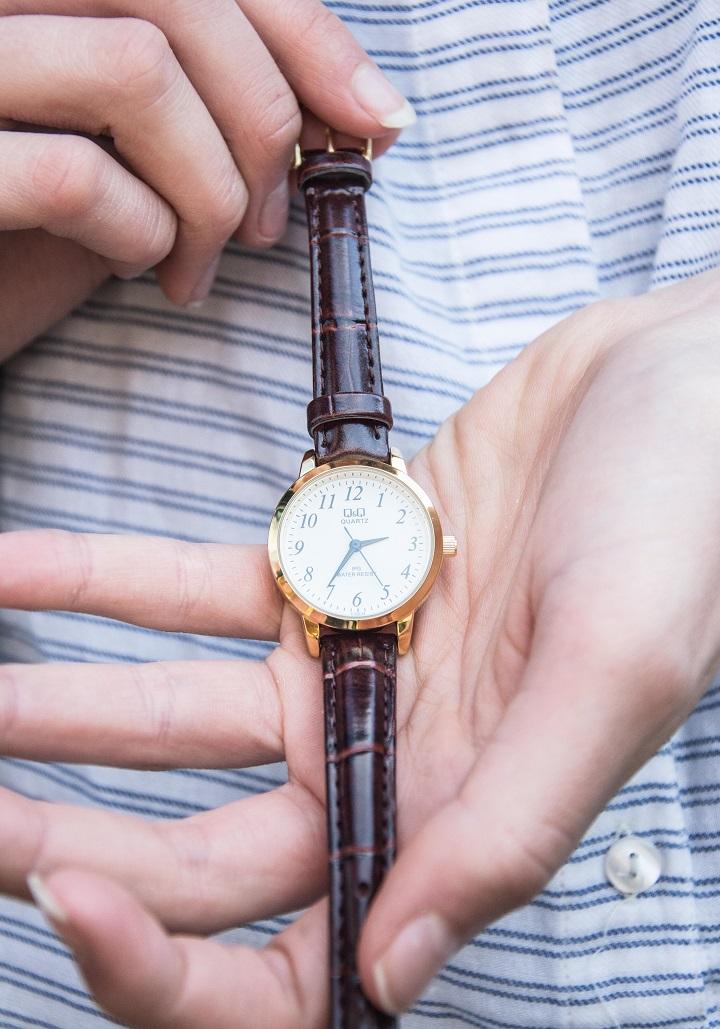 simpel horloge