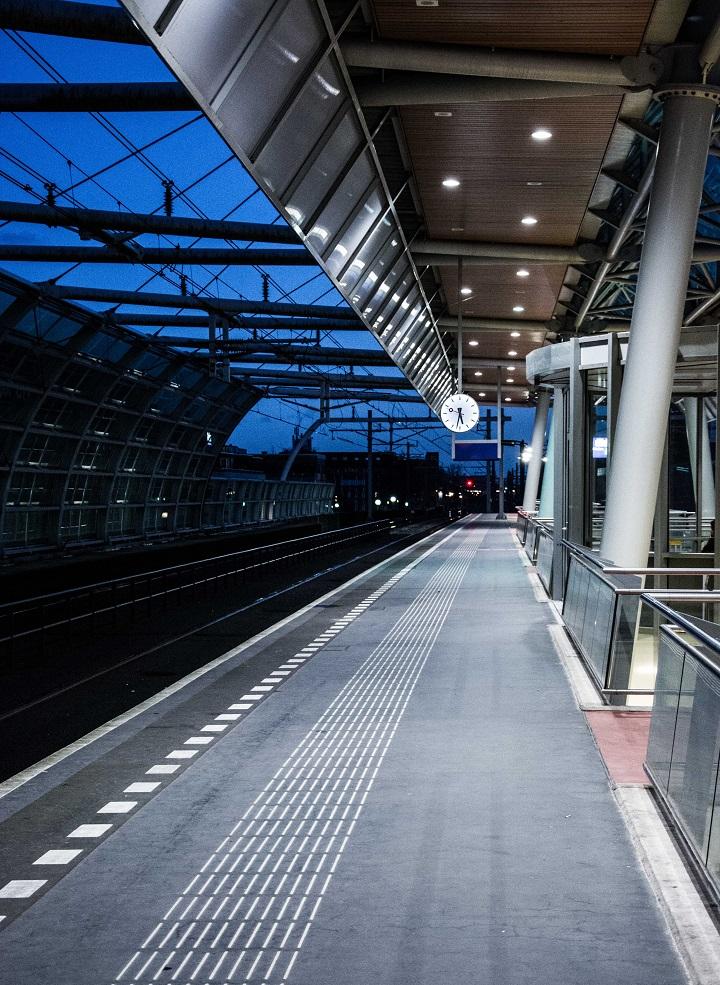 trein station