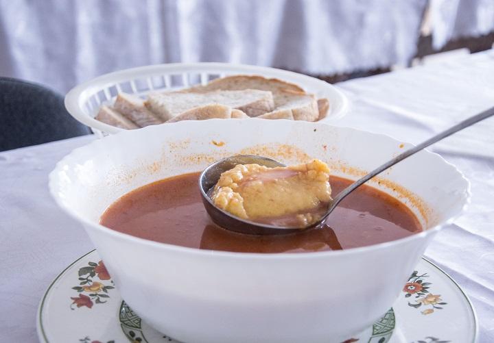 hongaars eten soep