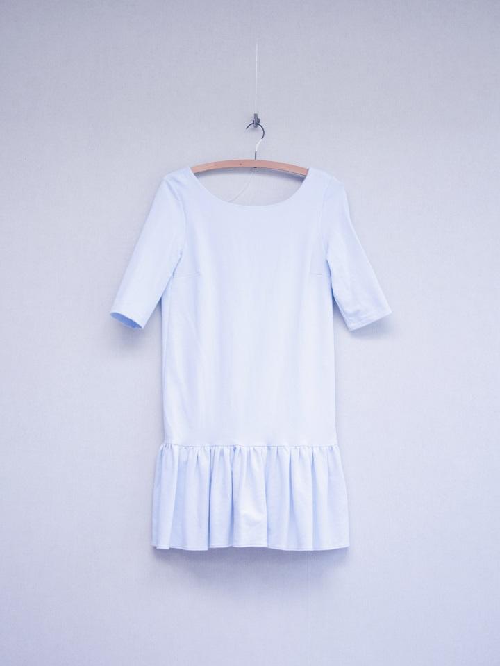 Pastelkleurig jurkje