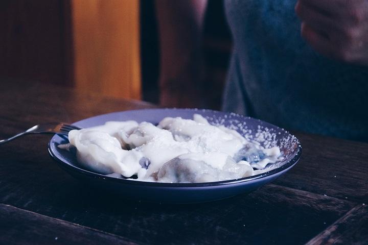 zoete dumplings