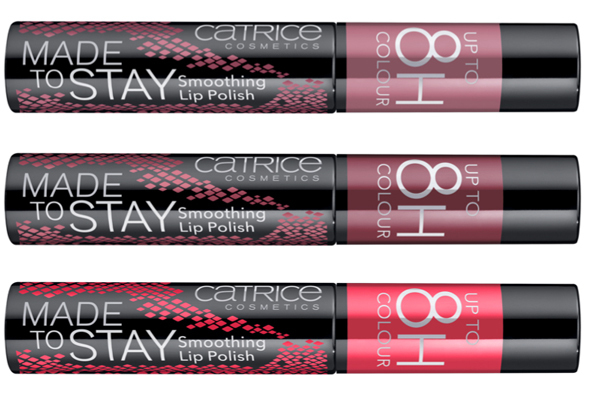 Catrice voorjaar 2014 nieuwe producten smoothing lip polish