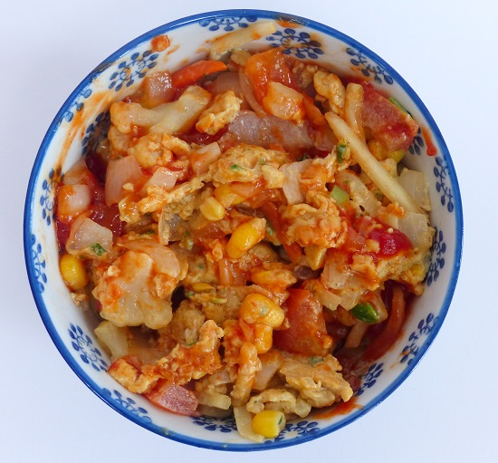 Foe yong hai recept chinees