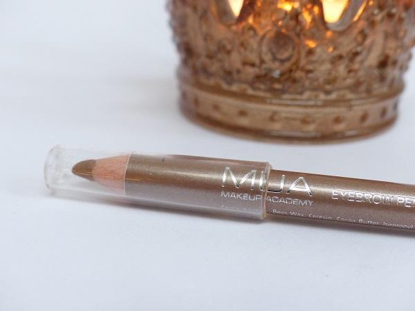 MUA eyebrow pencil