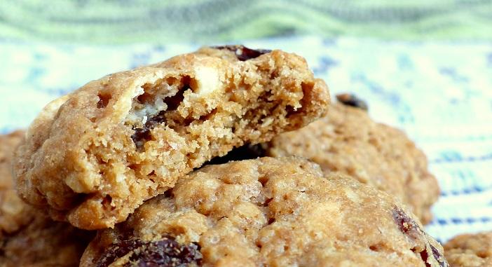 chocolade koekjes havermout recept