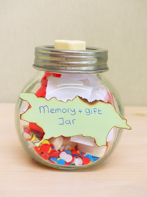 diy gift jar