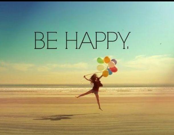 quote be happy