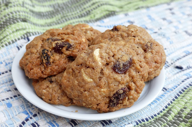 recept Chocolate chip cookies