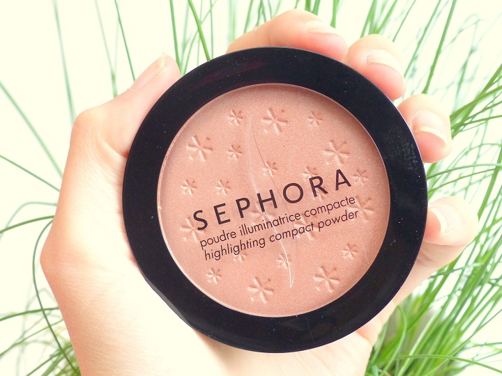Review sephora highlighting compact powder 120 rose pink