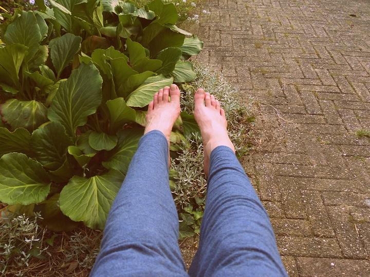 voeten broek zaterdag