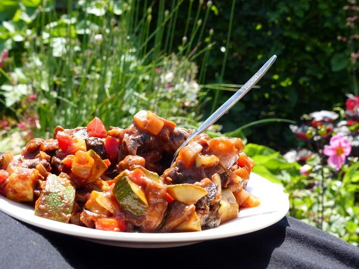 vrijdag lunch groente