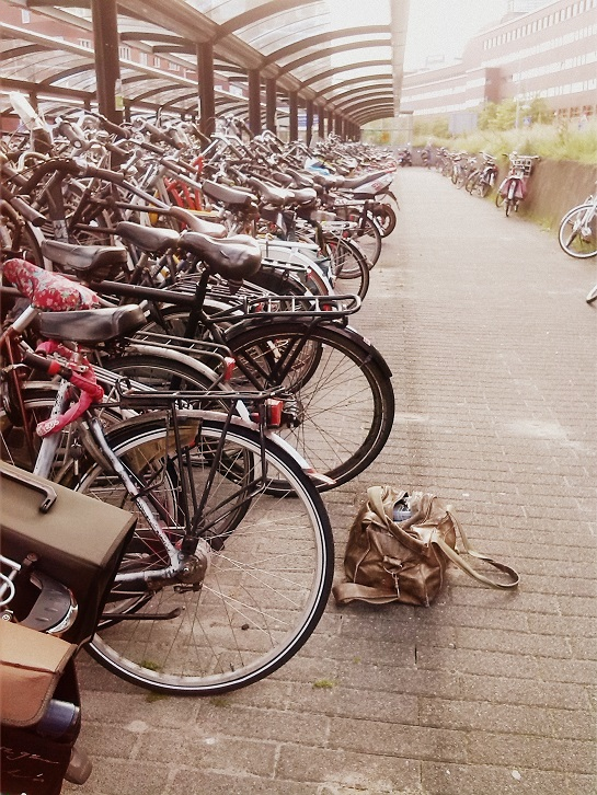 woensdag fietsenstalling