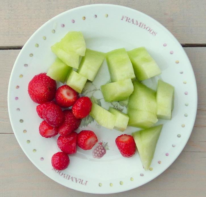 woensdag fruit
