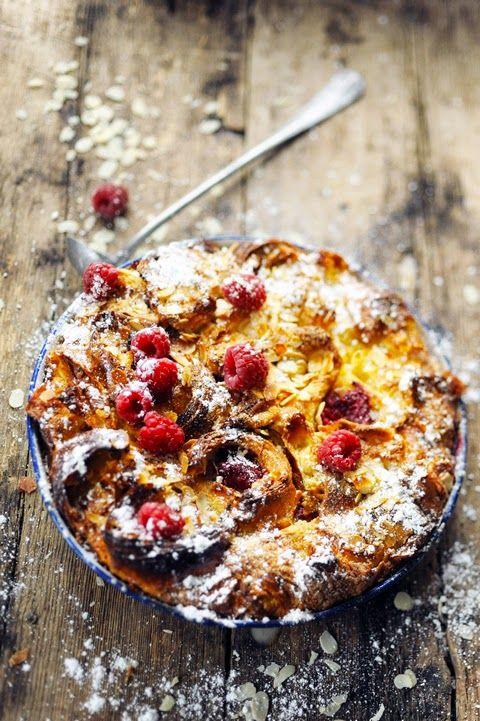 croissant cake