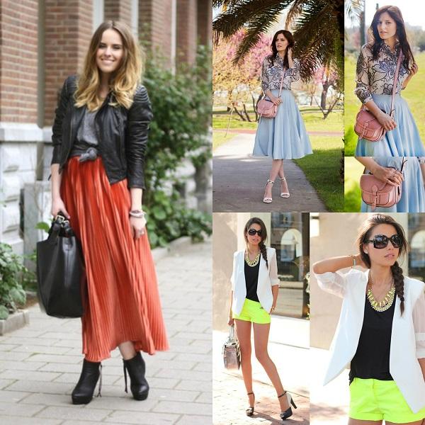 fashion inspiratie zomer 2014