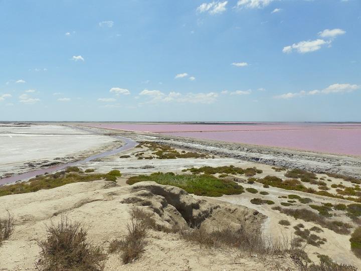 zoutvlakte salin de geraud