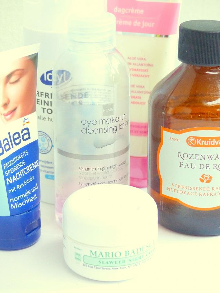 goede huidverzorgings producten