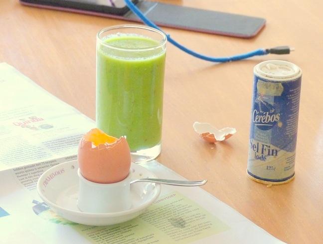 woensdag healthy smoothie