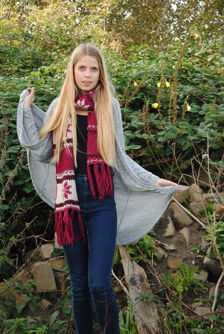 maxi cardigan outfit