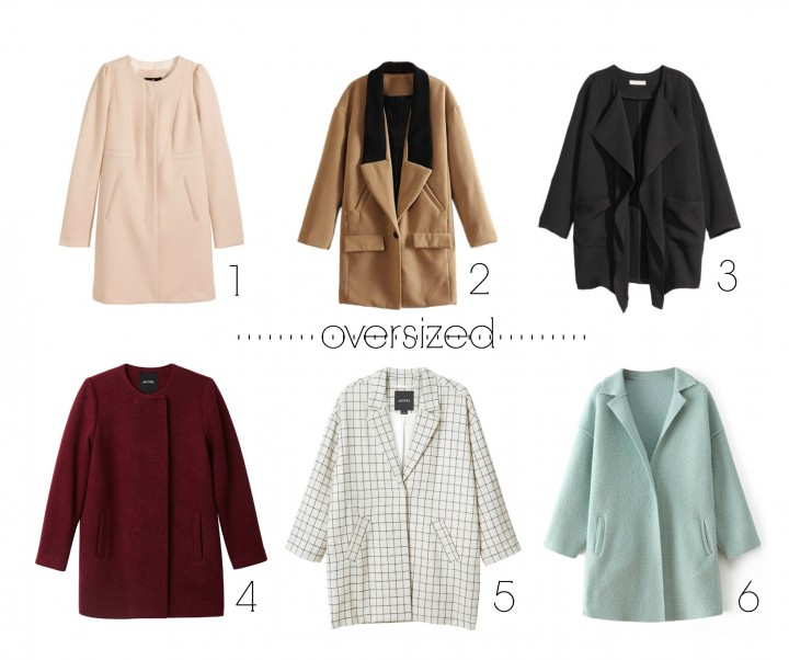 oversized coats